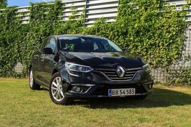 Renault Megane 1.2 TCe test