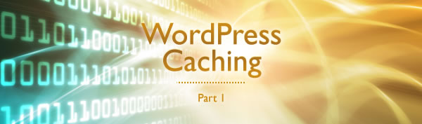 WordPress Caching, part 1
