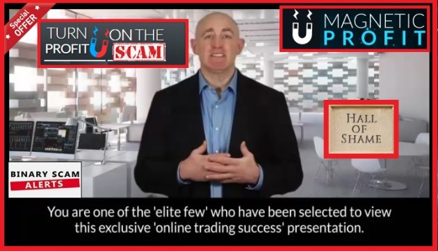 Magnetic profits scam
