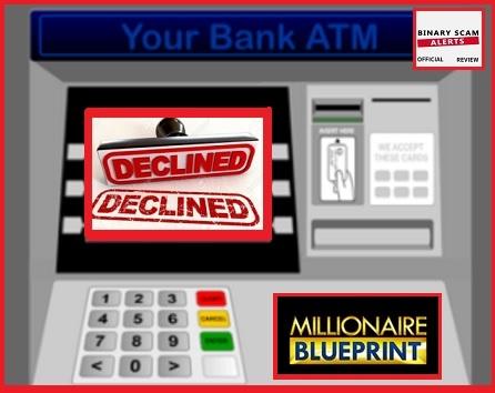 Millionaires Blueprint Scam 2