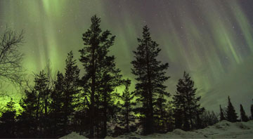Experience the Northern Lights and many other hidden surprises- Finnish Lapland