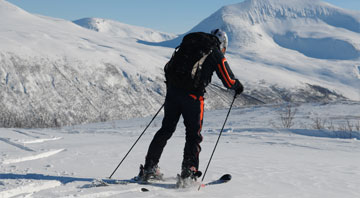 Go skiing with Norwegians- Norway