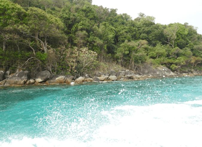 Ko Rang Island
