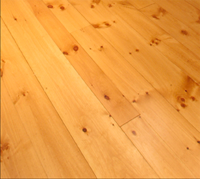 Classic Plank Eastern White Pine Floooring Bingham Lumber