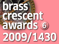 The Sixth Annual Brass Crescent Awards are open for voting.
