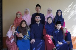 Opah and the fam