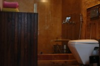 Walnut bathroom 2