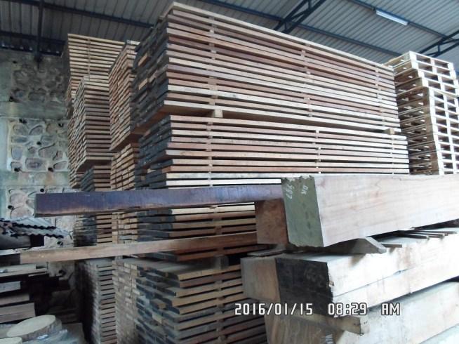 PT. BTS - Construction Timber