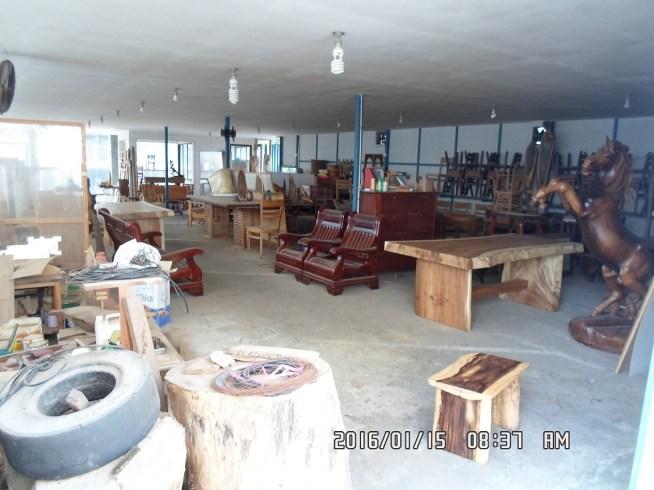 PT. BTS - Wooden Furniture