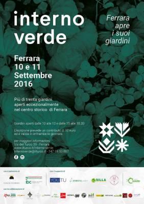 Pronti Per I Giardini Pi Belli Di Ferrara Bioecogeo