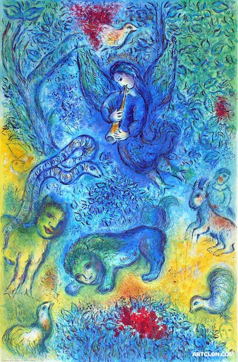 chagall-flauto