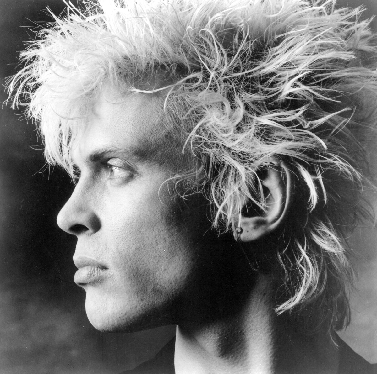Billy Idol at 60   Biography Billy Idol Photo