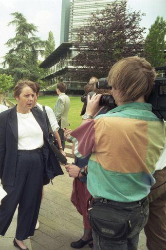 Bundeshauptstadt Bonn 1995