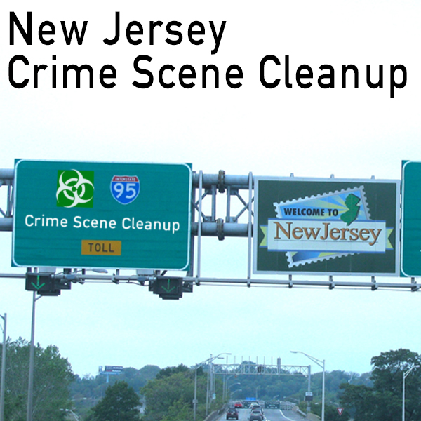 Immediate New Jersey Crime Cleanup