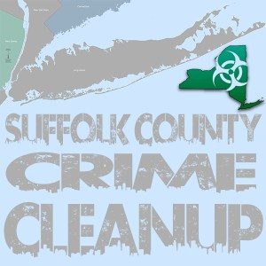 Suffolk County Crime Cleanup