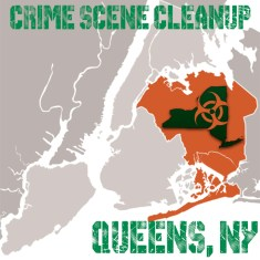 Queens County Crime Cleanup