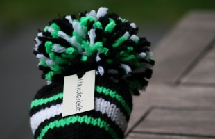 Knitcap - Handgemachte Schlägerhaube