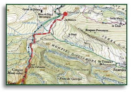 The Wallcreeper Route
