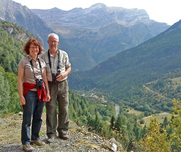 Birdwatching tours to Barcelona and the Pyrenees