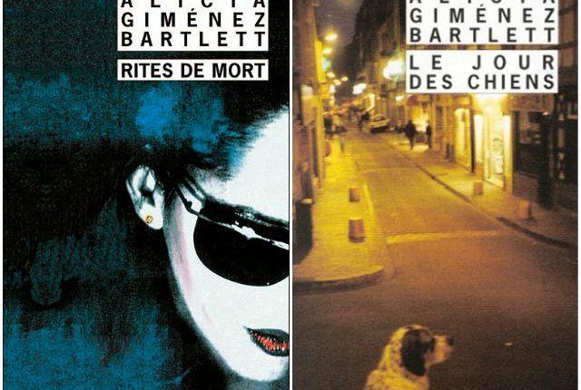 Petra Delicado: série de romans policiers