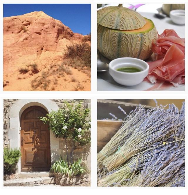 Provence - fil instagram @kantuk