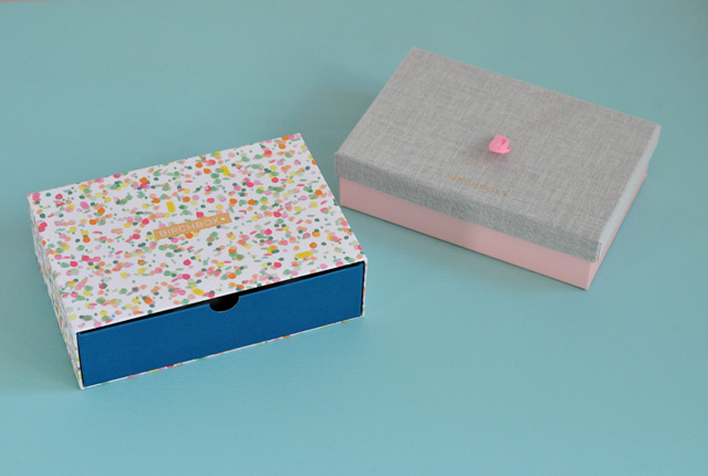 Birchbox: jolies boîtes