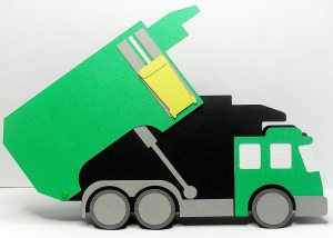 Rubbish Truck 2