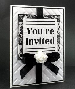 youre invited card