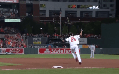 MLBAM's First Half Orioles Highlights