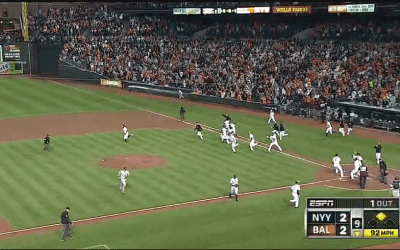 Orioles Rally Should Have Been Expected