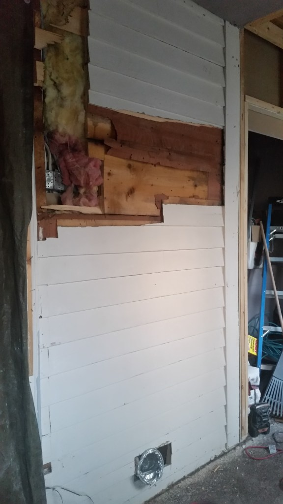 Mudroom Demo