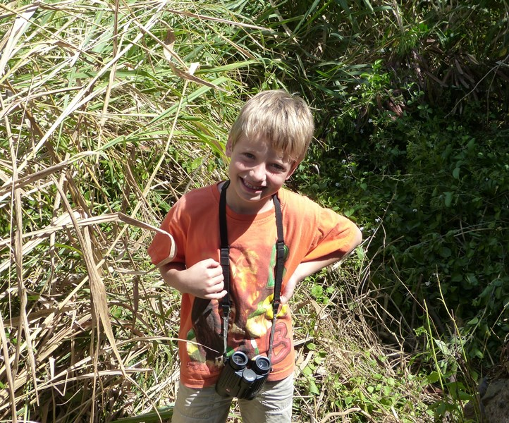 Harry-a-young-birder