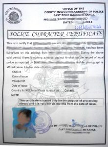 Police-Certificate-East-Karachi-Sample