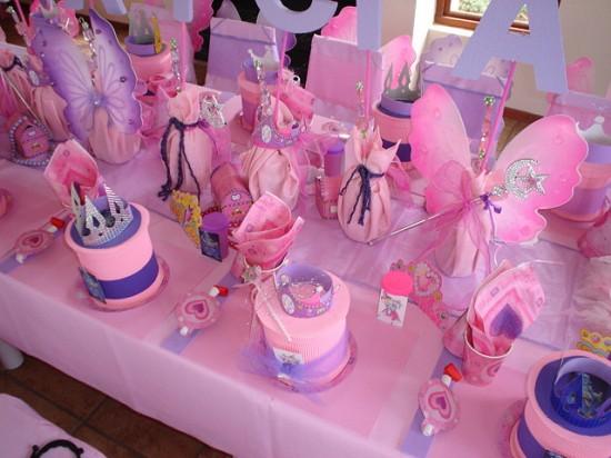 Princess Birthday Party Ideas (2)
