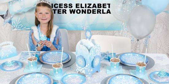 Snowflake Winter Wonderland
