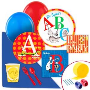 Dr. Seuss ABC Value Party Pack