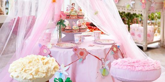fairy birthday party ideas and supplies