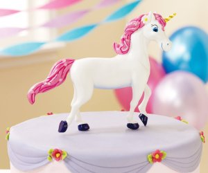 Enchanted Unicorn Cake Topper
