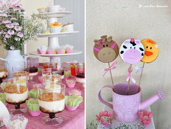 Little Animal Farm Birthday Party - Birthday Party Ideas & Shops