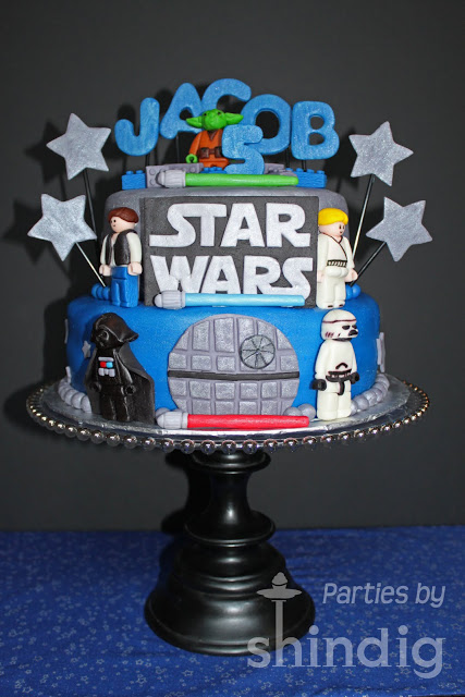 Star Wars Lego Birthday Party - Birthday Party Ideas & Themes