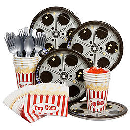 Movie Party Deluxe Kit