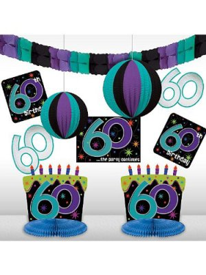 The Party Continues 60th Birthday