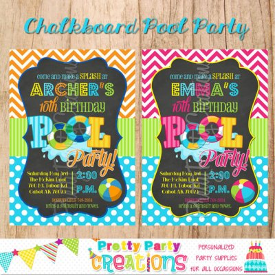 Indoor Pool Party Ideas find this pin and more on pool party ideas Pool Party Invitation Summer Party Water Party Invite