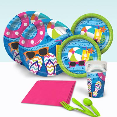 Splash Bash Basic Party Pack