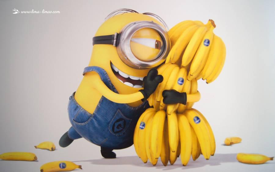 banana minion birthday party