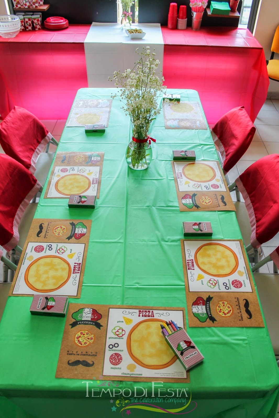 Pizza Party Birthday Party Ideas Amp Themes