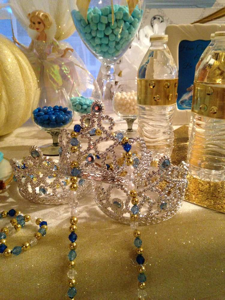 Cinderella Princess Birthday Party - Birthday Party Ideas ...