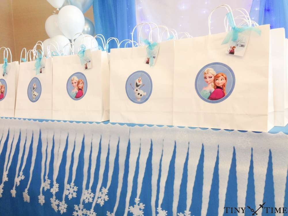 Frozen Birthday Party Birthday Party Ideas Themes