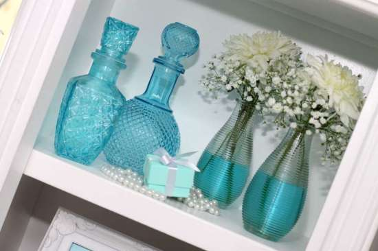 breakfast-at-tiffanys-birthday-party florals