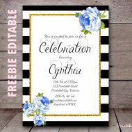 Free-editable-blue-floral-bridal-shower-invitation-blue-baby-shower-invites